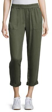 Joie Soft Joie Saphine Surplus Chino Pants $178 thestylecure.com