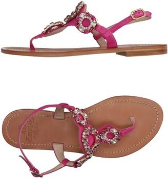 Il Sandalo DI CAPRI Toe strap sandals