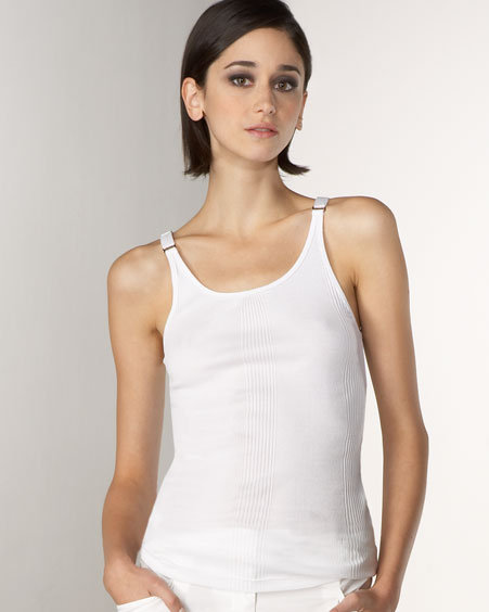 Theory Ribbed Tank