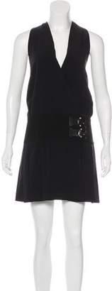 Michel Klein Cher Sleeveless Mini Dress w/ Tags
