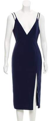 NBD Sleeveless Knee-Length Dress