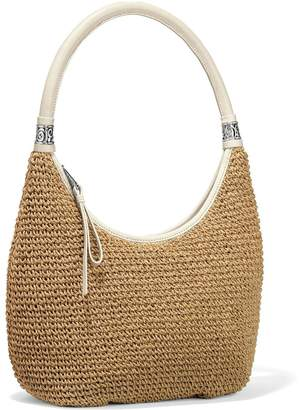 Brighton Shelby Straw Shoulderbag