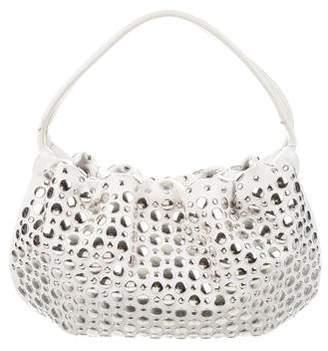 Sonia Rykiel Leather Studded Handbag