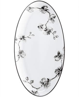 Michael Aram Dinnerware, Black Orchid Oval Platter