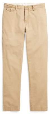 Ralph Lauren Straight Fit Cotton Chino Granary Tan 36