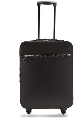 Stella McCartney Falabella faux-leather suitcase