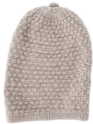 Inverni Merino Wool Knit Beanie
