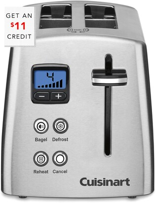Cuisinart Two-Slice Compact Toaster