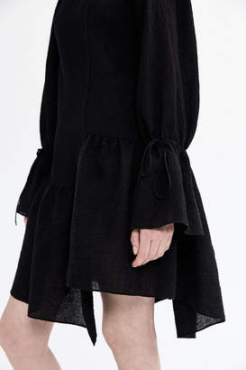 3.1 Phillip Lim Ruffle-Hem Dress