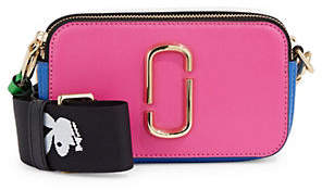 Marc Jacobs Multicoloured Leather Crossbody Bag