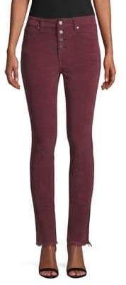 Lord & Taylor Design Lab Skinny Corduroy Pants