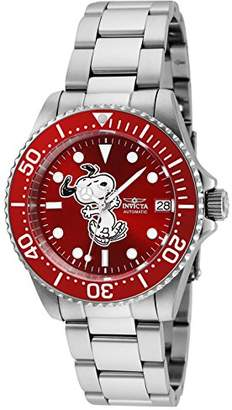Invicta Character Collection Women's Analogue Classic Automatic Watch with Stainless Steel Bracelet – 24792