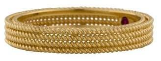 Roberto Coin 18K Barocco Ring