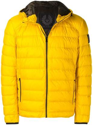 Belstaff zipped padded jacket