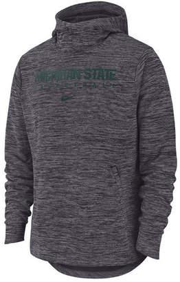 Nike Men's Michigan State Spartans Spotlight Pullover Hooded Sweatshirt