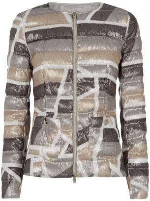 Herno Sequin Down Jacket