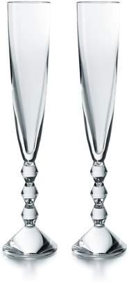 Baccarat Vega Champagne Flutes (Set of 2)