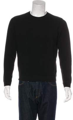 Theory Wool-Blend Crew Neck Sweater