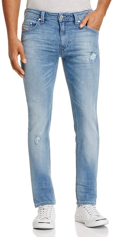 Diesel Diesel Thavar Super Slim Fit Jeans in Denim