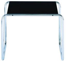 Knoll laccio side table