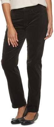 Croft & Barrow Women's Classic Corduroy Bootcut Pants