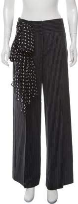 Antonio Marras High-Rise Wide-Leg Pants