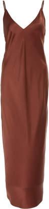 Joseph Clea Slip Silk Dress