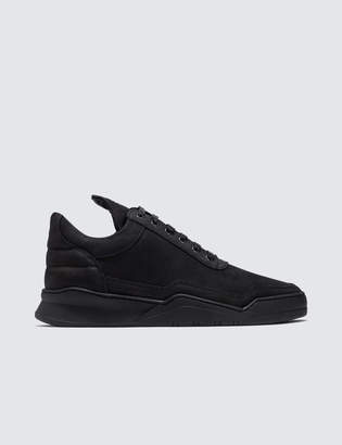 Filling Pieces Low Top Ghost Basic