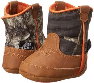 M&F Western Kids Baby Bucker Gunner Cowboy Boots