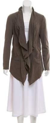 Brunello Cucinelli Draped Shawl Collar Jacket