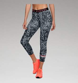 Under Armour UA Womens Favorite Crop - Printed