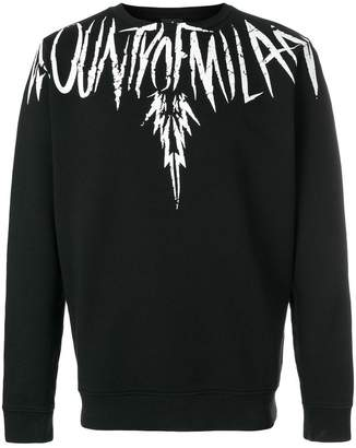 Marcelo Burlon County of Milan County Wings sweatshirt
