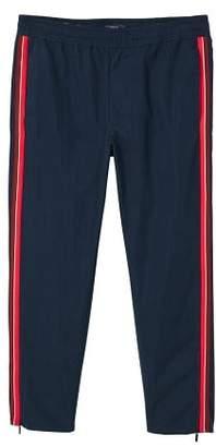 Mango man MANGO MAN Contrast trim trousers
