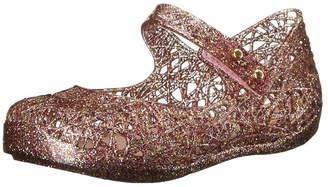 Mini Melissa Campana Pink Glitter $55 thestylecure.com