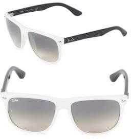 Ray-Ban Flatop Boyfriend Wayfarer Sunglasses