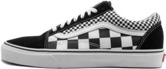 Vans Old Skool (Mix Checker) Black/True