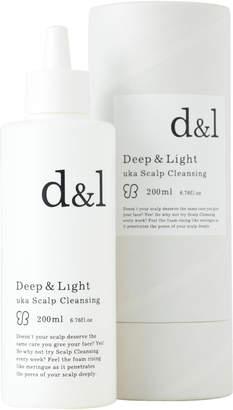 uka Scalp Cleansing Deep & Light