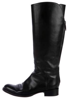 Loro Piana Wellington Knee-High Boots