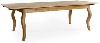 "One Kings Lane Rhone 79-91"" Extension Dining Table - Oak"
