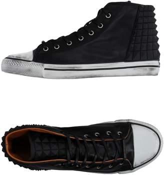 Dioniso BLACK High-tops & sneakers - Item 11052661HG