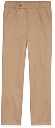 Izod EXCLUSIVE Boys Stretch Pleated Pant 8-20