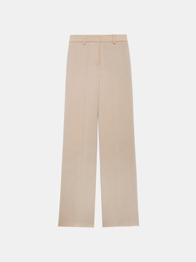DKNYWide Leg Pant With Pockets