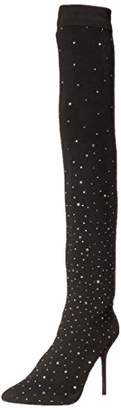Betsey Johnson Blue by Women's SB-Jozie Over The Knee Boot