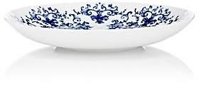 Richard Ginori Babele Venezia Service Plate - White & Blue