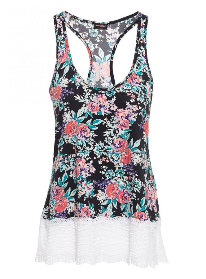 Cosabella Dolce Printed Racerback Cami