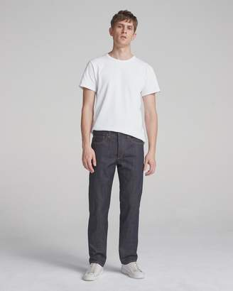 Rag & Bone Fit 3 in indigo raw