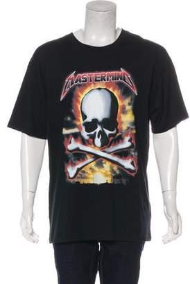 Mastermind Japan 2017 Skull Graphic Print T-Shirt