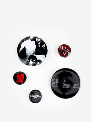 MEN'S MULTICOLOR SET OF PINS