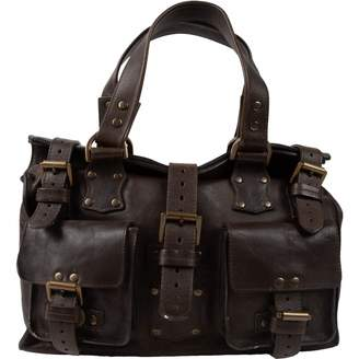 Mulberry Roxanne leather satchel