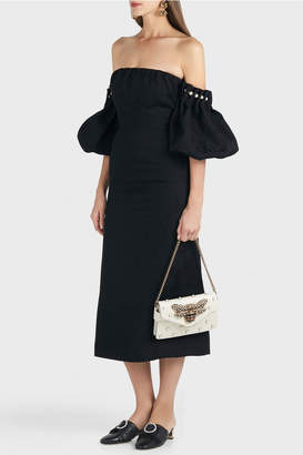 Mother of Pearl Emmie Jacquard Dress